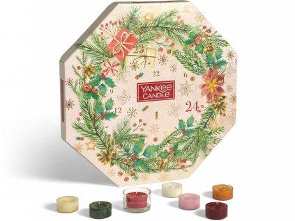 yankee candle adventni kalendar venec
