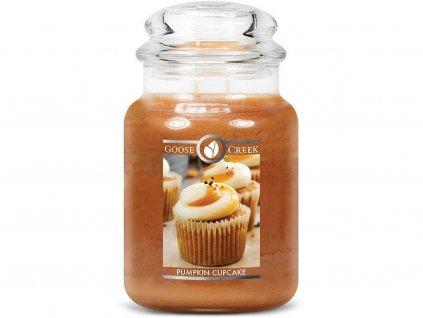 goose creek pumpkin cupcake svicka