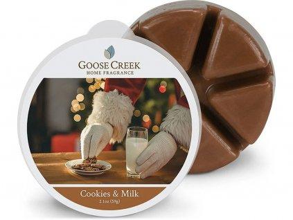 goose creek cooking milk vosk