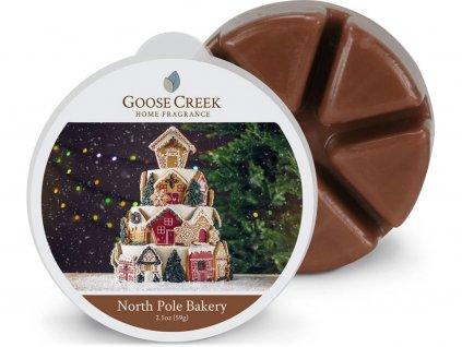 goose creek north pole bakery vosk