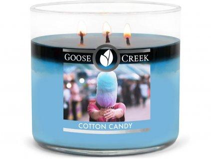 goose creek cotton candy svicka 3 knoty