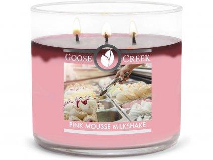 goose creek pink mousse milkshake svicka