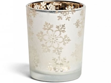 yankee candle snowflake frost svicen na votivni cajovou svicku