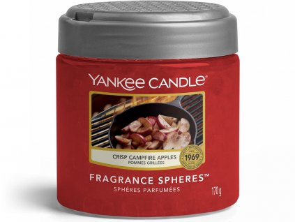 yankee candle vonne perly crisp campfire apples
