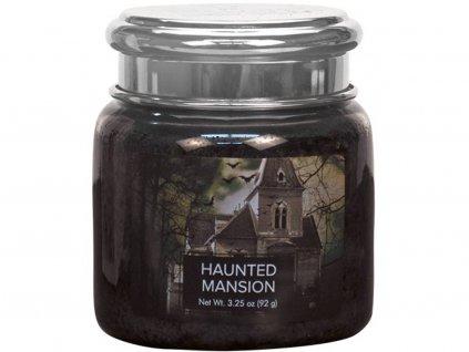 village candle haunted mansion svíčka malá 92g
