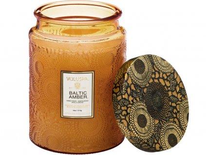 voluspa baltic amber svicka velka vicko