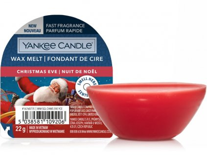 yankee candle christmas eve vonny vosk