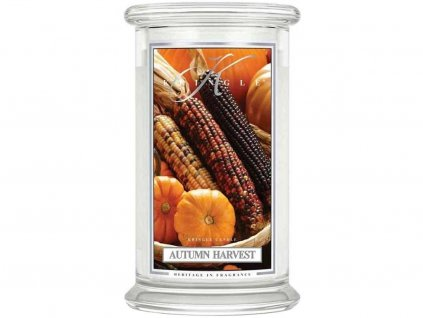 kringle candle autumn harvest 624g