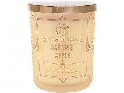 dw home prirodni svicka caramel apple