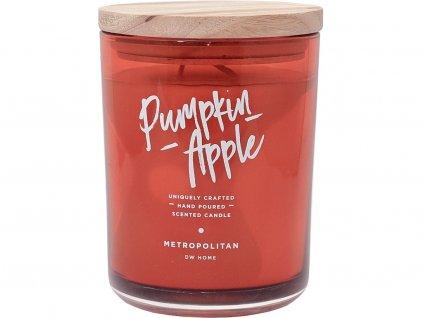 dw home prirodni svicka pumpkin apple