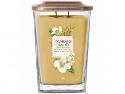 yankee candle jasmine sweet hay vicko velka