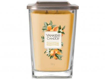 yankee candle kumquat orange vicko velka