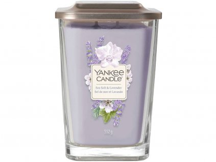 yankee candle sea salt lavender vicko velka
