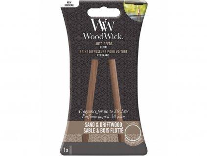 woodwick nahradni vonne tycinky sand driftwood