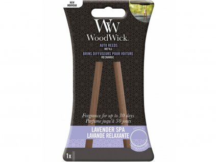 woodwick nahradni vonne tycinky lavender spa