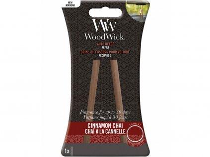 woodwick nahradni vonne tycinky cinnamon chai