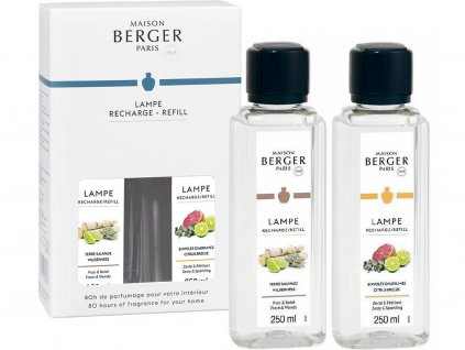 maison berger paris duopack sada naplni citrus breeze wilderness