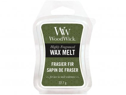 woodwick frasier fir vosk