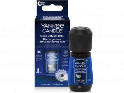 yankee candle napln do elektrickeho difuzeru pro klidny spanek calm night