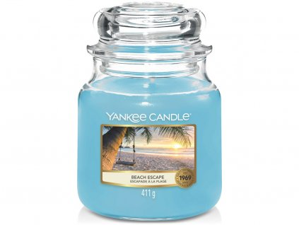 yankee candle beach escape stredni