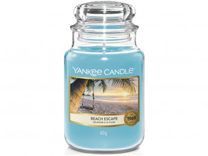 yankee candle beach escape velka