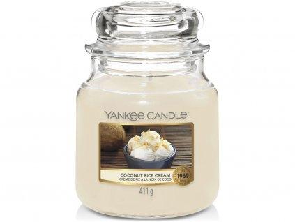 yankee candle coconut rice cream stredni
