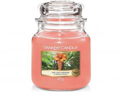 yankee candle the last paradise stredni