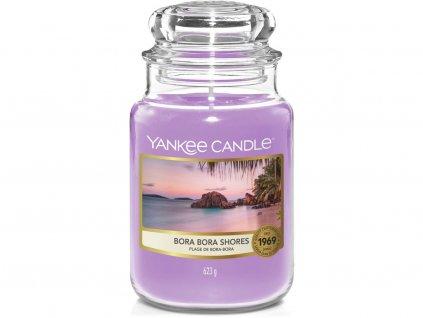 yankee candle bora bora shores velka
