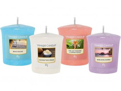 yankee candle votivni svicky kolekce the last paradise