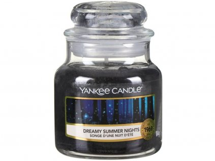 yankee candle dreamy summer nights mala