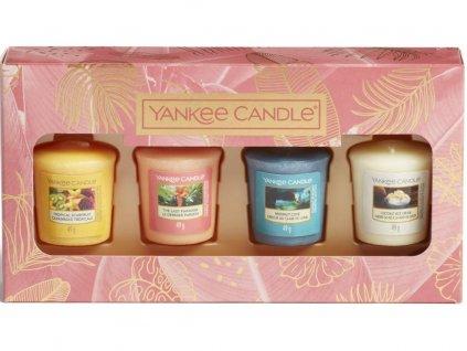 yankee candle the last paradise votivky 4ks set1