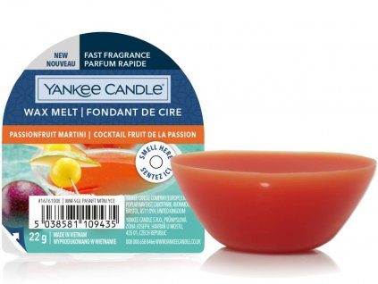 yankee candle passion fruit martini vosk