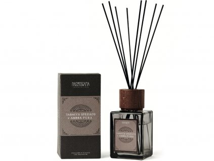nasoterapia aroma difuzer tabacco ambra 500 ml 1
