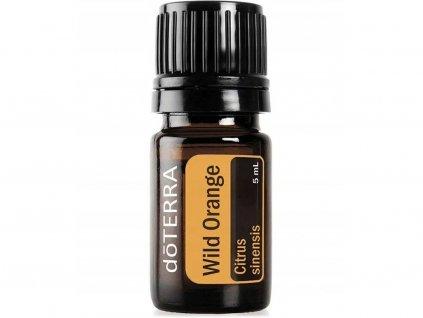doterra esencialni olej wild orange 5 ml
