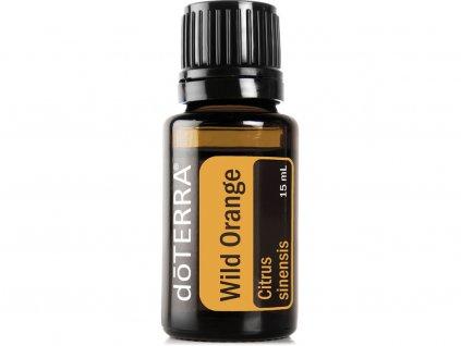 doterra esencialni olej wild orange 15 ml
