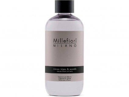 millefiori milano cocoa blanc woods 250ml
