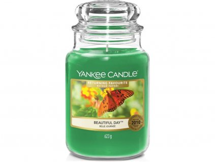 yankee candle beautiful day velka