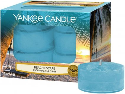 yankee candle beach escape cajovky