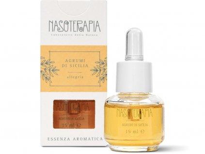 nasoterapia vonny olej agrumi di sicilia
