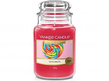 yankee candle tutti frutti