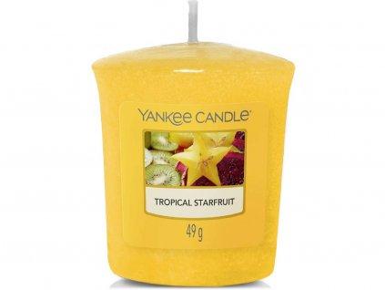 yankee candle tropical starfruit votivka