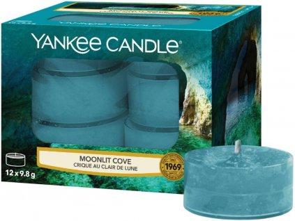 yankee candle moonlit cove cajovka