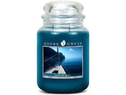 goose creek lost at sea