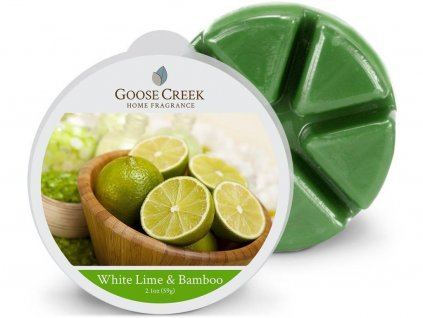 goose creek white lime and bamboo vosk
