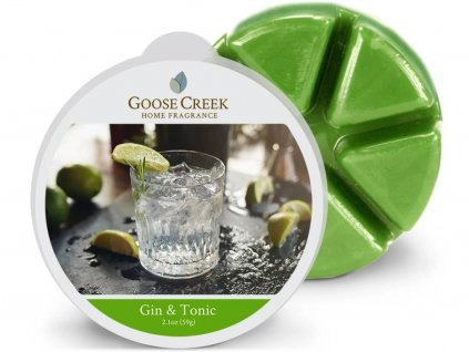 goose creek gin tonic vosk