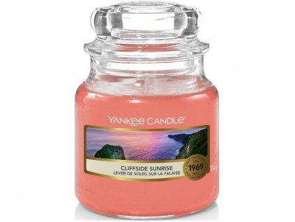 yankee candle cliffside sunrise mala