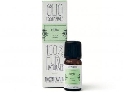 nasoterapia esencialni olej litsea cubeba