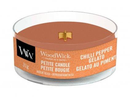 woodwick chilli pepper gelato petite