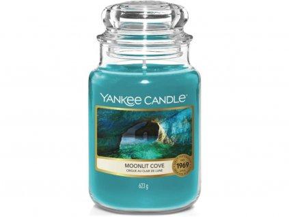 yankee candle moonlit cove velka