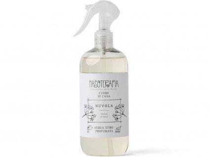 nasotarapia parfemovana voda na zehleni nuvola